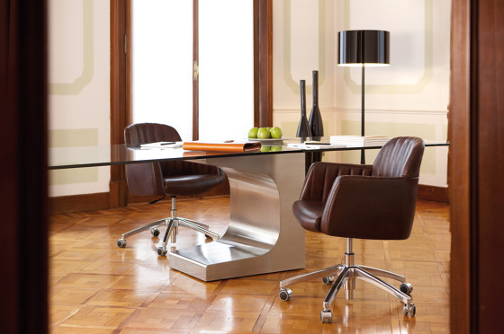 Tulip Sillas ruedas oficina de Estel Group | Sillas