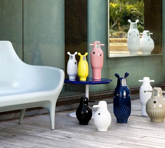 Showtime vases by BD Barcelona | Vases