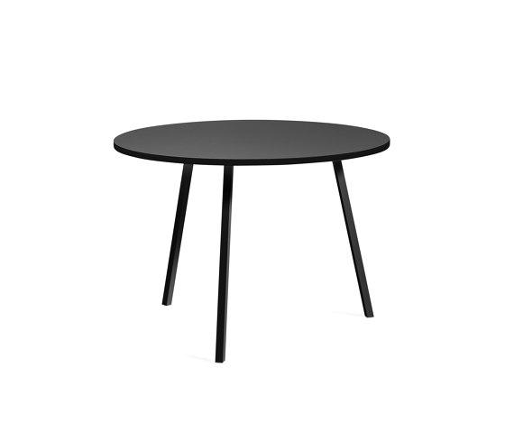 Loop Stand Round Table 105 de HAY | Mesas comedor