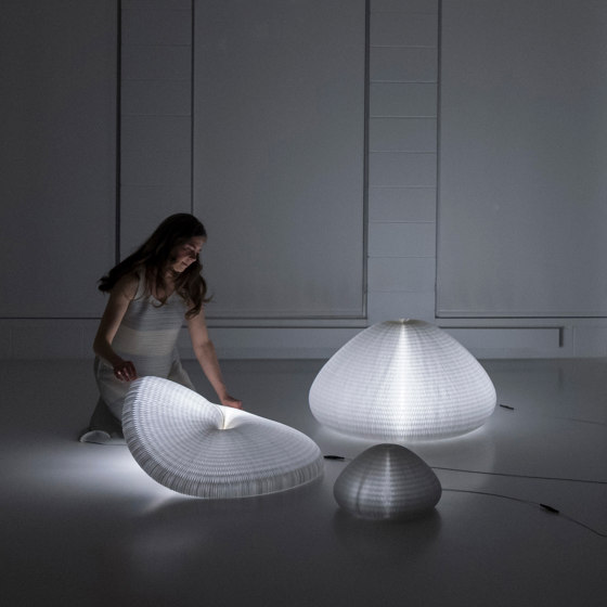 urchin softlight by molo | Table lights
