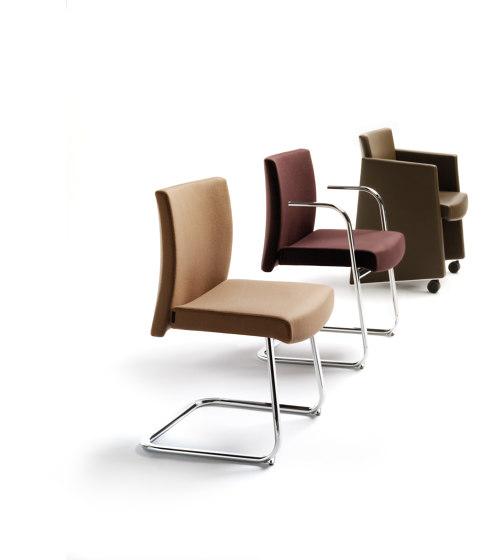 M2 Sillas ruedas oficina de Estel Group | Sillas de oficina