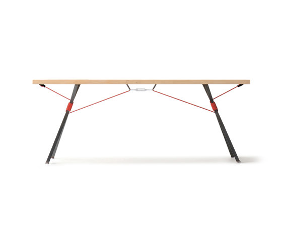 Kampenwand Table by Nils Holger Moormann | Dining tables