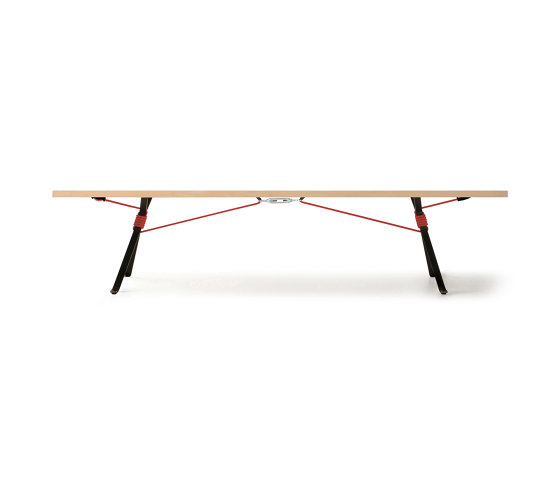 Kampenwand Bench by Nils Holger Moormann | Benches