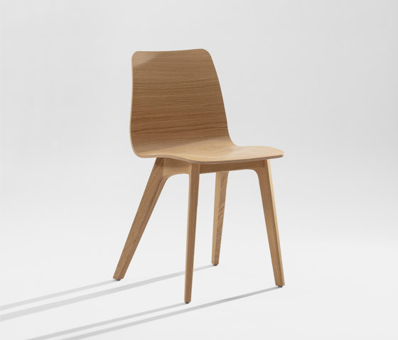 Morph Wooden Seat by Zeitraum   Chairs