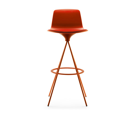 Lottus spin stool di ENEA | Sgabelli bancone