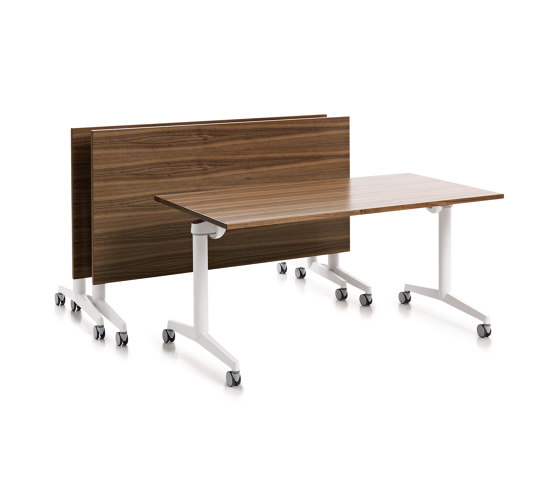 FlipTop Twin Table by Steelcase | Contract tables
