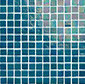 Lustre Iridescent Crackle Nanda Devi by Original Style Limited | Glass mosaics