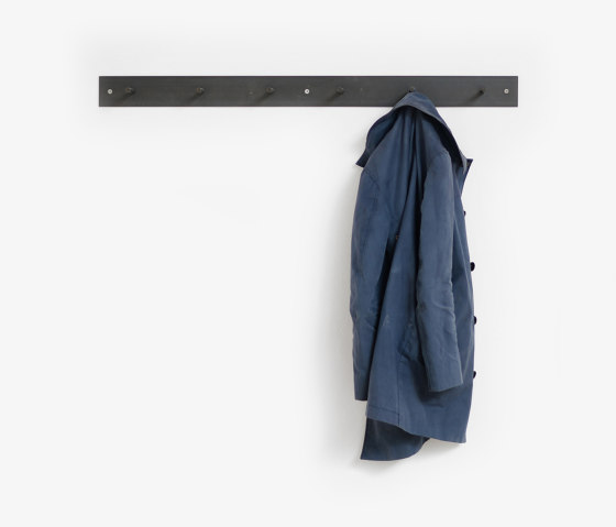 Hellogoodbye Coatrack by Atelier Haußmann | Hook rails