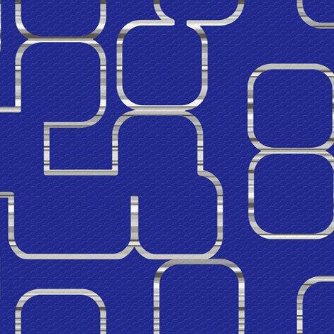 Visa Circle Line VP 666 04 by Elitis | Wall coverings / wallpapers
