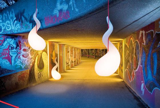 Alien XL pendant light de next | Suspensions