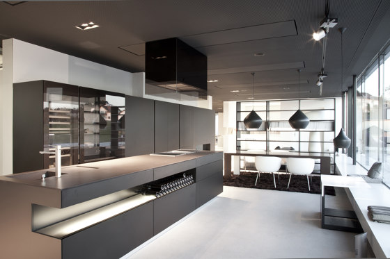 SLIM by steininger.designers | Fitted kitchens