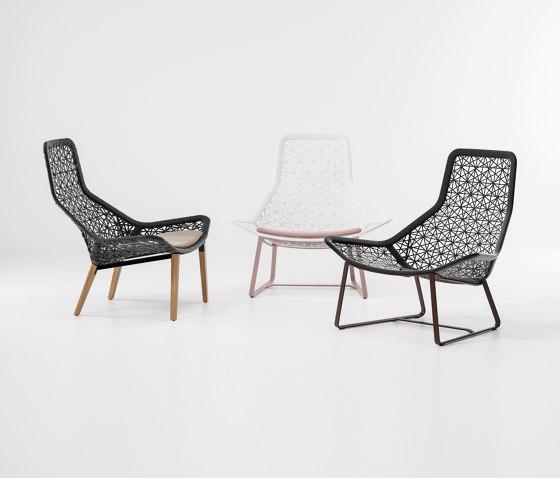 Maia relax armchair di KETTAL | Poltrone