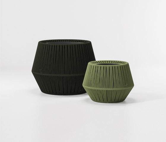 Objects zigzag Planter de KETTAL | Pots de fleurs