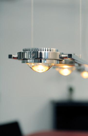 Ocular 6 LED von Licht im Raum | Pendelleuchten