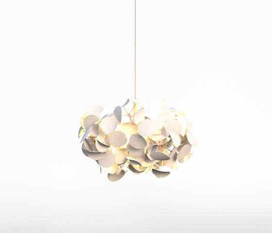 Leaf Lamp Pendant 130 by Green Furniture Concept   Suspended lights