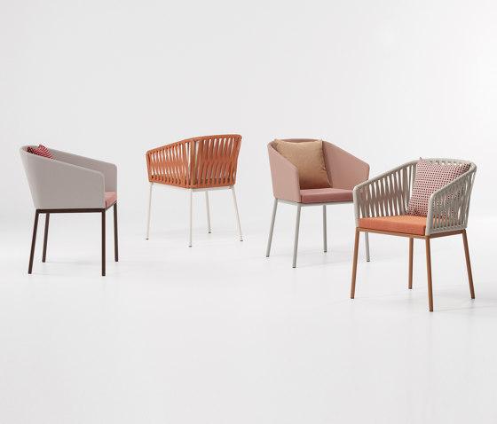 Bitta dining armchair de KETTAL | Sillas