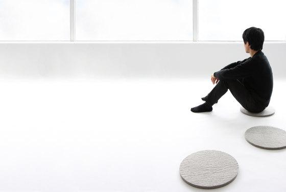 felt pad by molo   Seat cushions