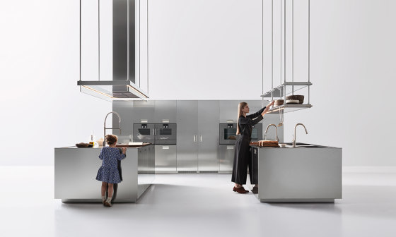 Italia Double Island by Arclinea | Island kitchens