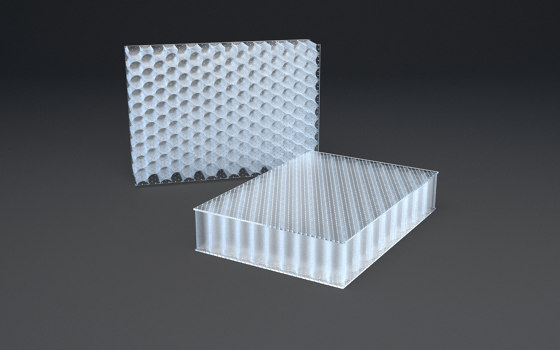 AIR-board® acoustic | standard by Design Composite | Synthetic panels