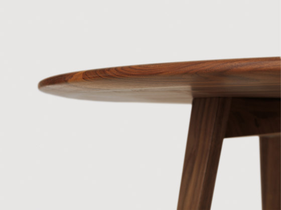 Twist Night round by Zeitraum | Side tables
