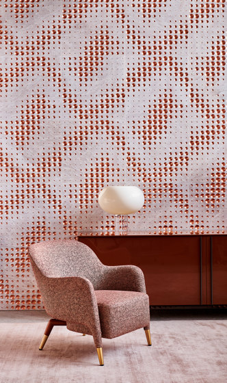 Dissonanze | Luxury Champagne by Lithos Design | Natural stone panels