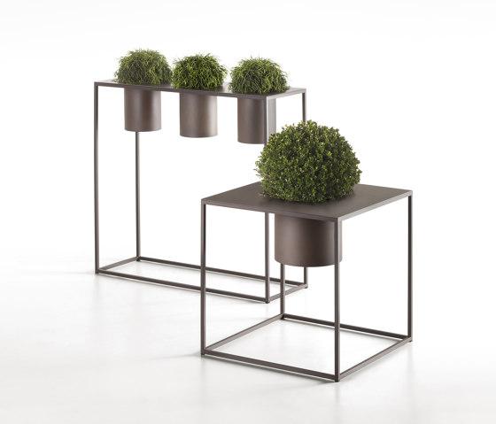 Riviera Pot di De Castelli | Vasi piante