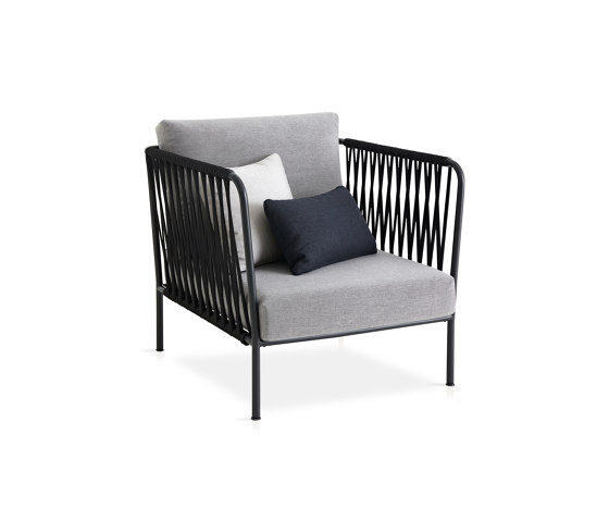 Nido Hand-woven armchair by Expormim   Armchairs