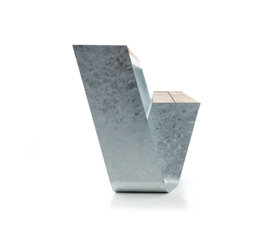 Hopper bench by extremis | Tables and benches