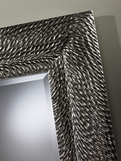 Dragon Silver by Deknudt Mirrors | Mirrors