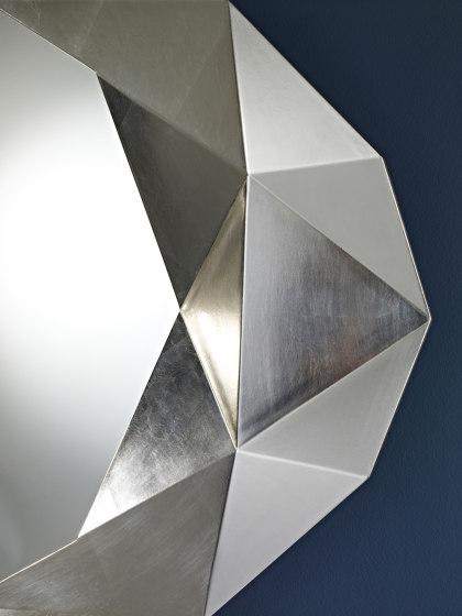 Precious Silver by Deknudt Mirrors   Mirrors