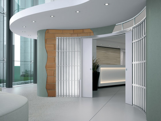 ECLISSE Circular Double by ECLISSE | Internal doors