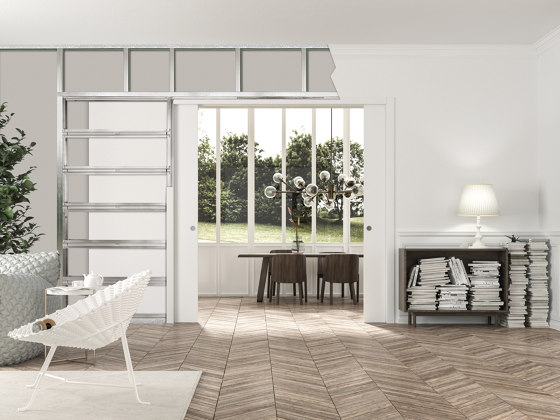 ECLISSE Double by ECLISSE | Internal doors