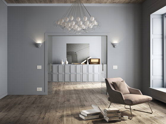 ECLISSE Luce Double by ECLISSE   Internal doors