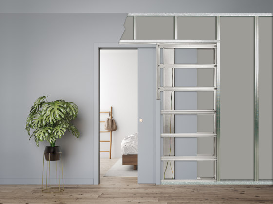 ECLISSE Luce by ECLISSE | Internal doors
