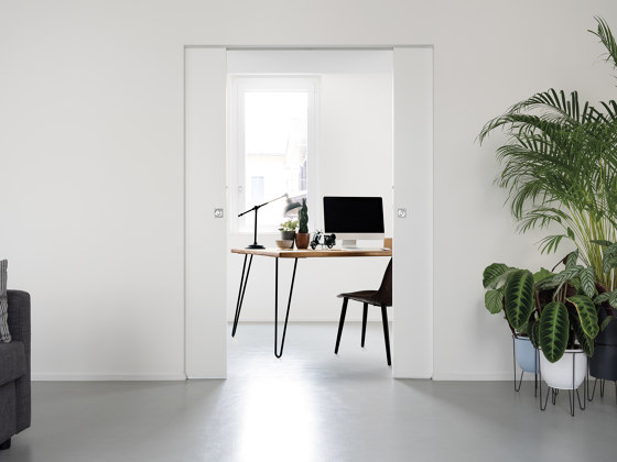 ECLISSE Syntesis® Line Double by ECLISSE | Internal doors