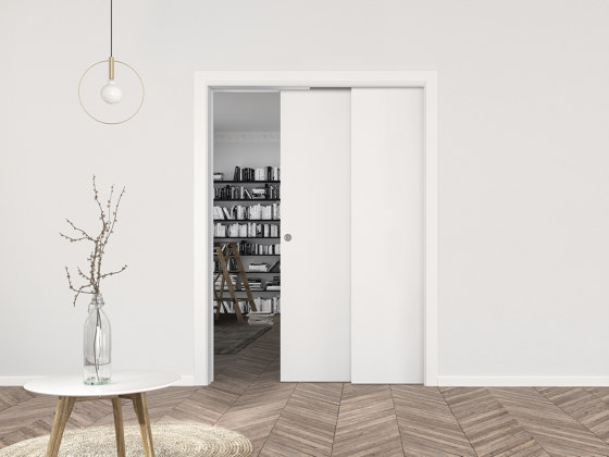 ECLISSE Telescopic by ECLISSE | Internal doors