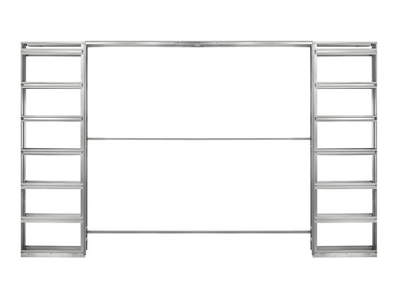 ECLISSE Telescopic Double by ECLISSE   Internal doors