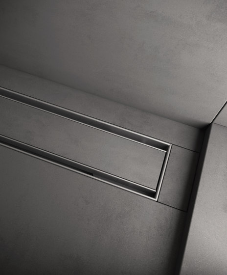 TECEdrainline by TECE | Linear drains