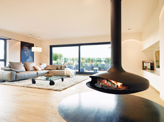 Gyrofocus by Focus | Open fireplaces
