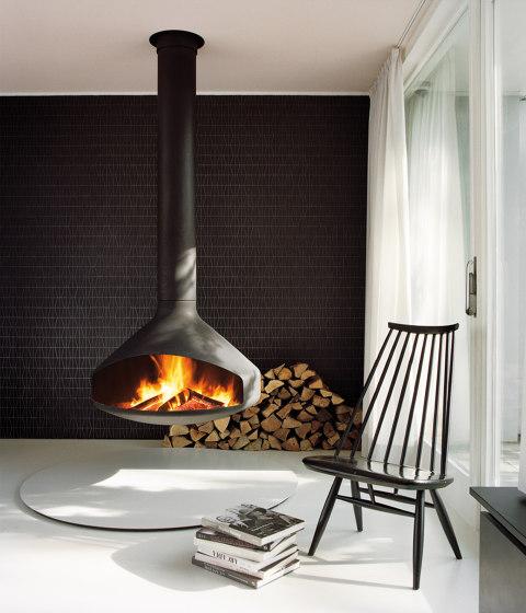 Ergofocus by Focus   Open fireplaces