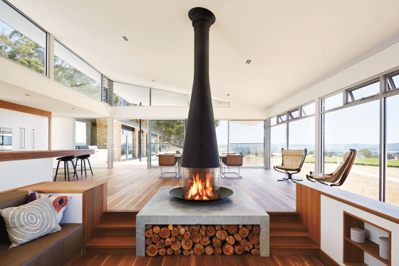 Filiofocus fixed 2000 by Focus | Ventless fires