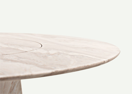 Tadao | 1515-II by DRAENERT | Dining tables