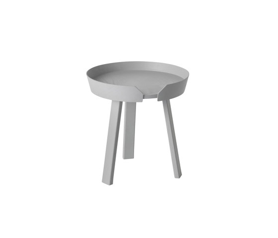Around Coffee Table | Small di Muuto | Tavolini alti
