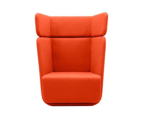 BASKET Sessel - Hoch von SOFTLINE | Sessel