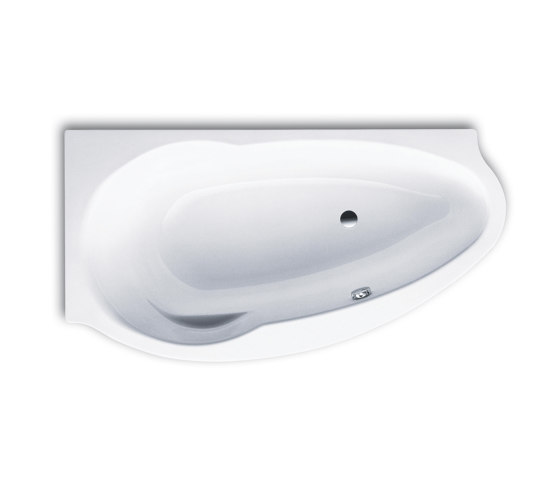 Studio right alpine white by Kaldewei | Bathtubs