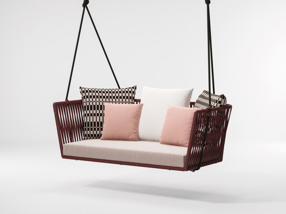 Bitta swing sofa by KETTAL | Swings