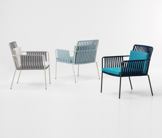 Net club armchair by KETTAL | Armchairs