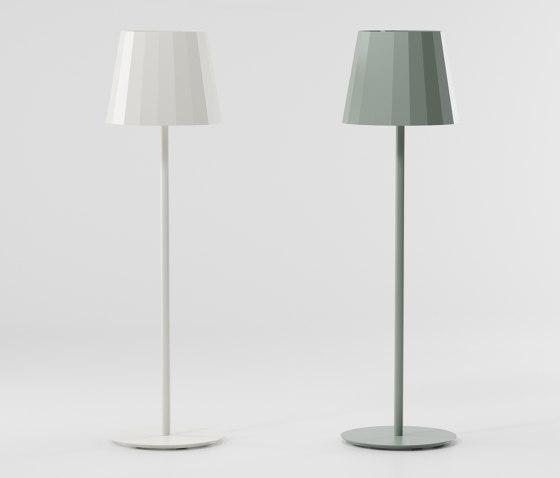 Objects outdoor floor lamp di KETTAL | Lampade piantana