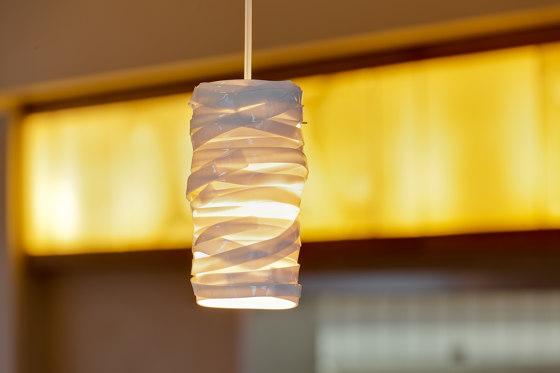 Twist by Cordula Kafka   Suspended lights