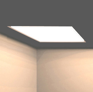 Natural Light Recessed de QC lightfactory | Plafonniers